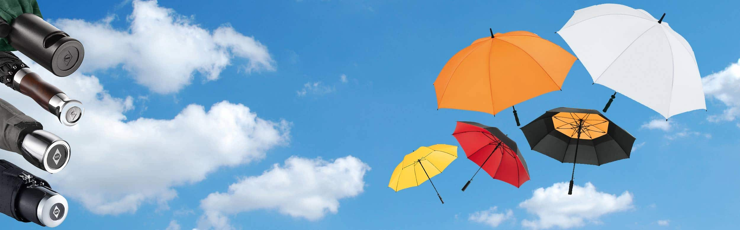 Bild Regenschirme