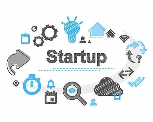 Werbeartikel für Startups