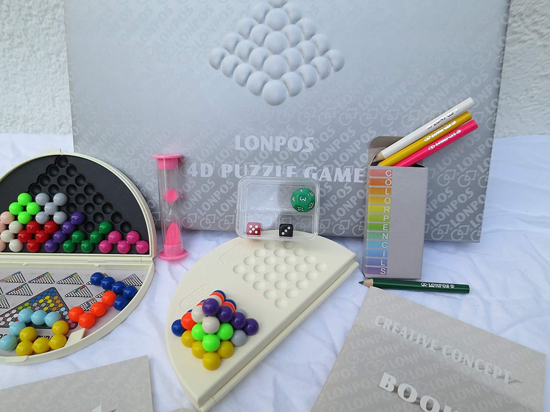 Lonpos Kombinations- und Logikspiel