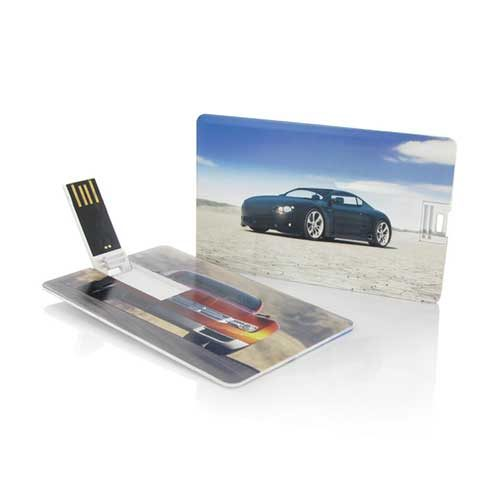 Slim Credit Card USB-Stick 8GB