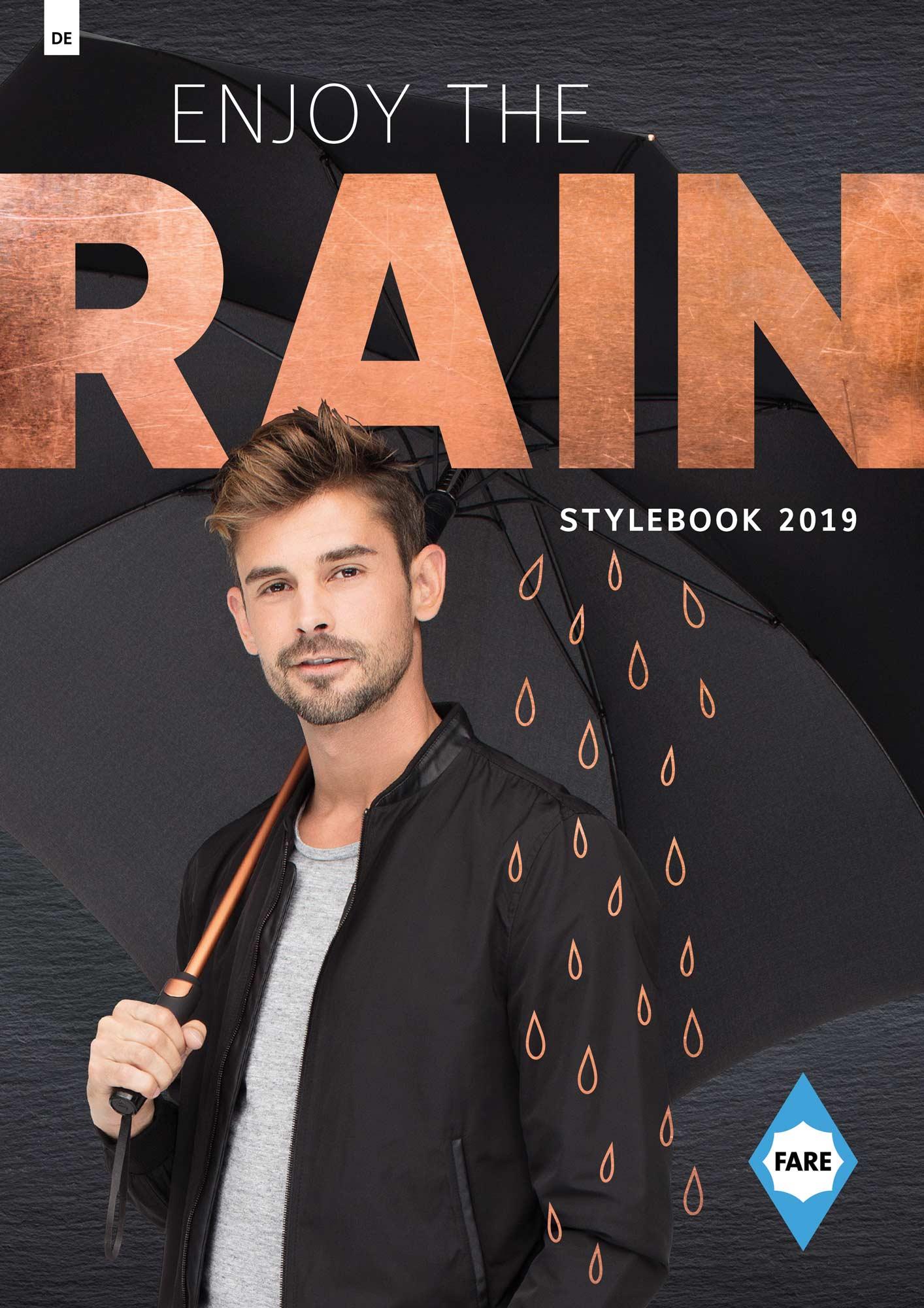 Katalog Regenschirme