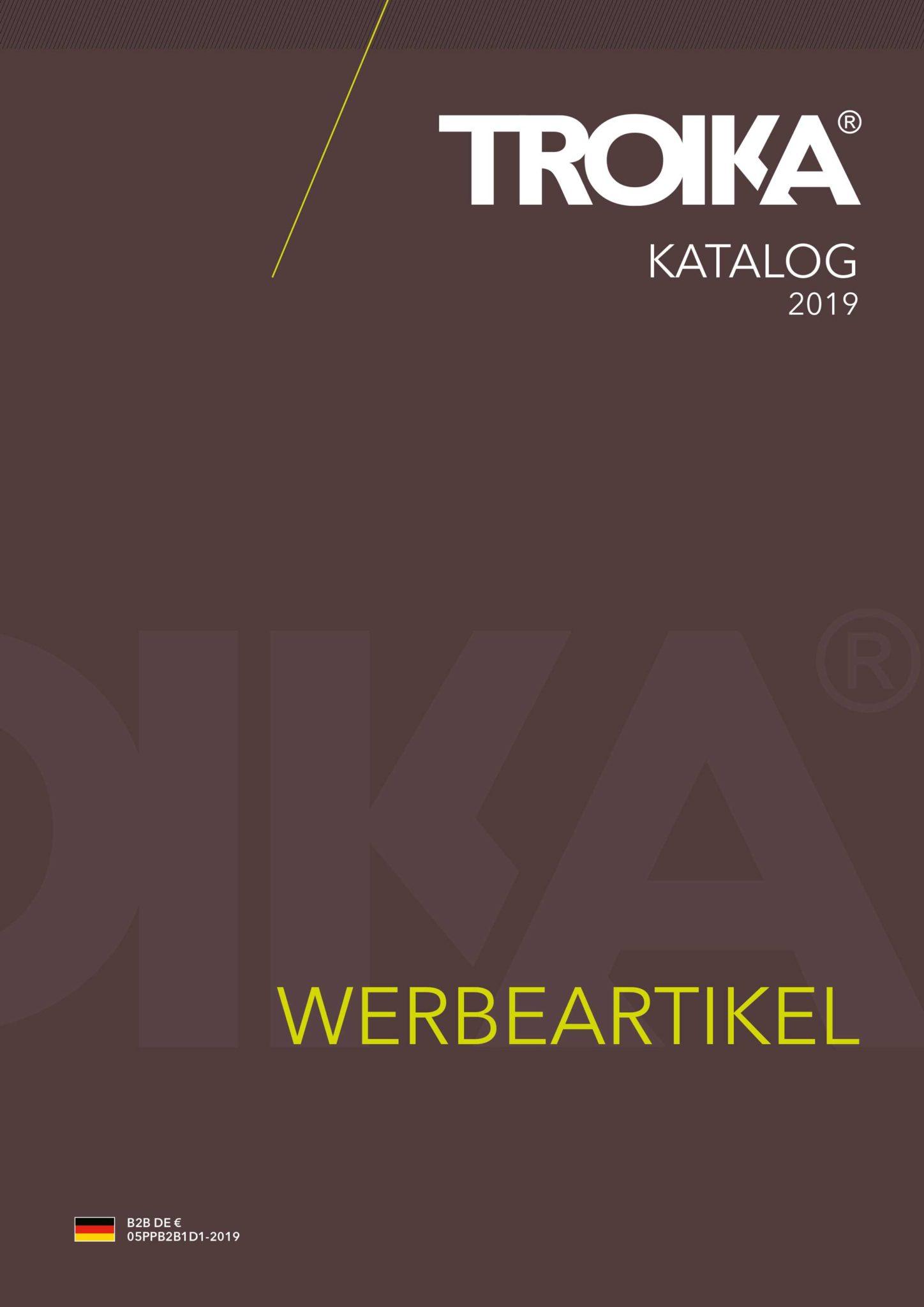Katalog Troika