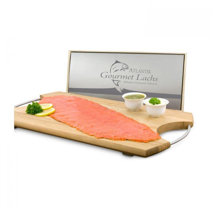 Geschenk Set Lachs Gourmet