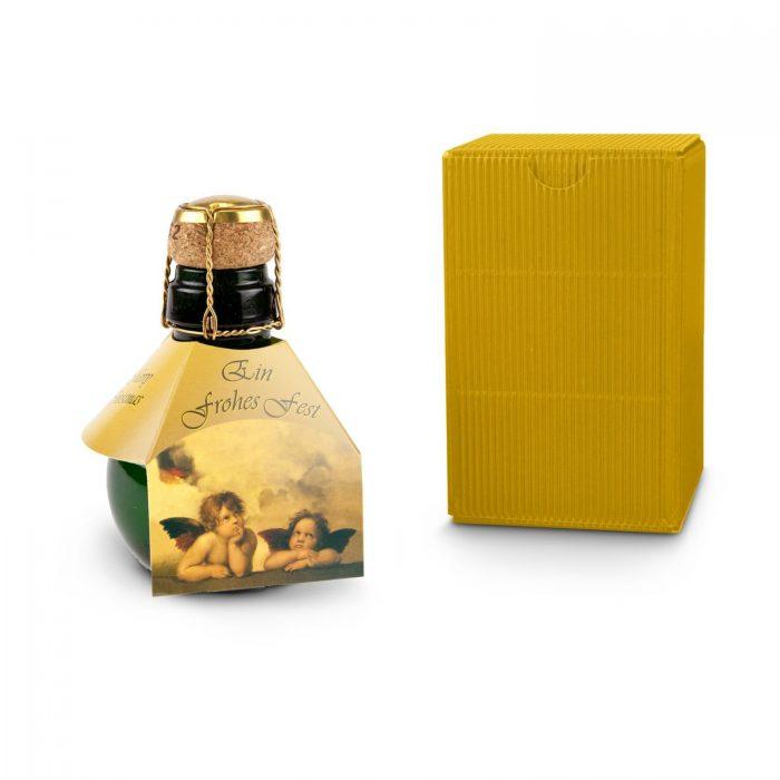 Kleinste Sektflasche der Welt Raffael
