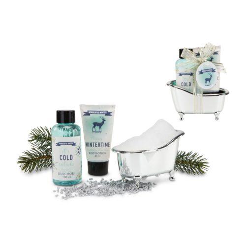 Wellness Geschenkset Winterzeit