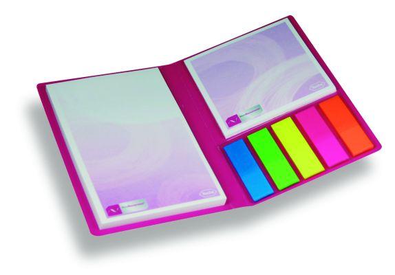Haftnotiz Combi Set mit Aufdruck