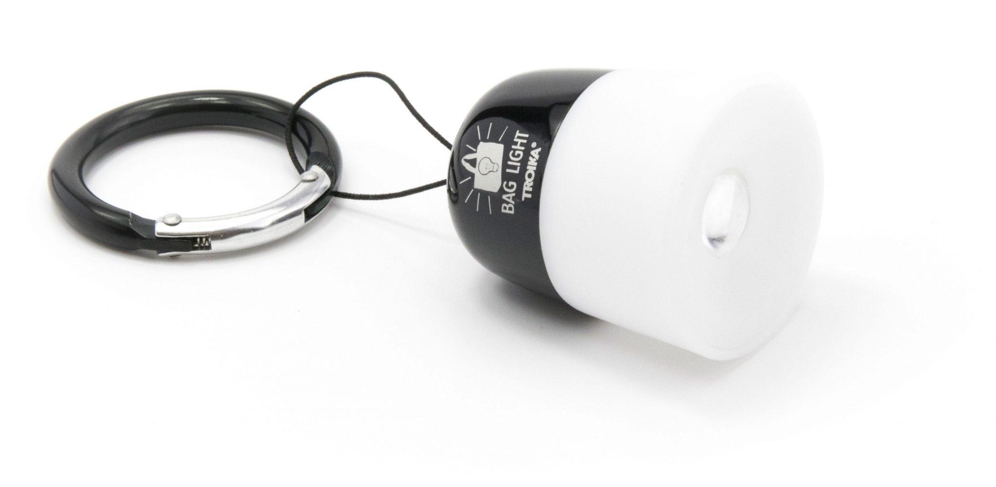 Taschenlampe Bag Light mit Logo oder Schriftzug
