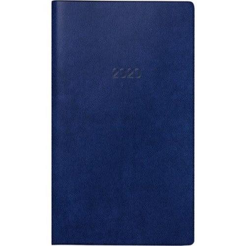 Taschenkalender dunkelblau