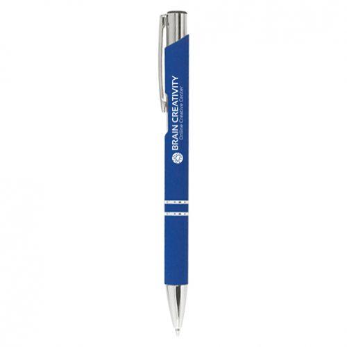 "Kugelschreiber ""Crosby"" Metallkugelschreiber mit individuellem Schriftzug oder Logo"