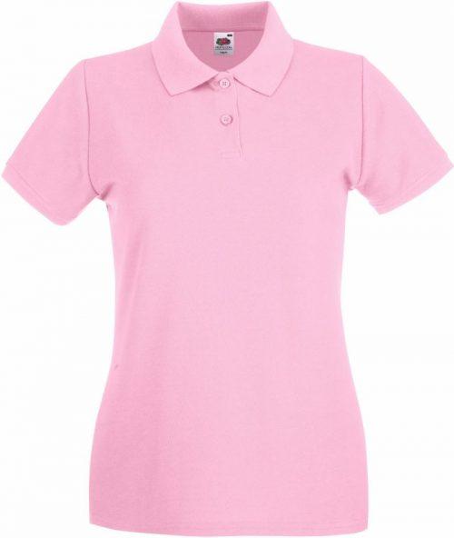 Premium Polo für Damen und Herren mit individuellem Schriftzug oder Logo