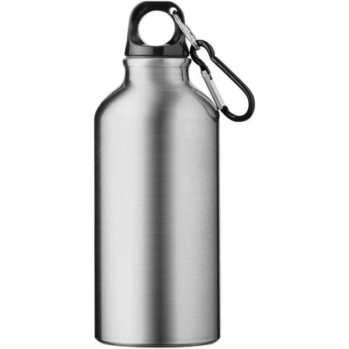 Aluminium Trinkflasche Oregon mit personalisiertem Aufdruck von Geschenkewelt.at