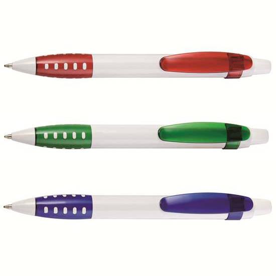 """Kugelschreiber """"PureLogo"""" mit Werbeaufdruck von Geschenkewelt"""